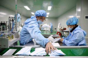マスクを生産するためにはどの程度のクリーンルームが必要か? 2
